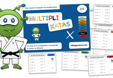 Multipli Katas – Devenir champion en multiplication