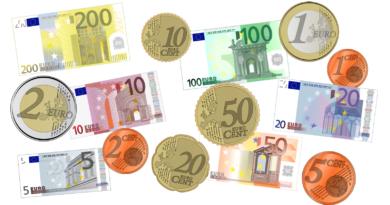 Affichage monnaie
